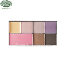 INNISFREE Sidney's Vintage Rose Make Up Set [My Palette-Summer Cool Mute ]